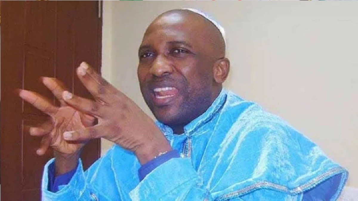 Primate Ayodele reveals political future of Umahi in APC, warns Tambuwal,