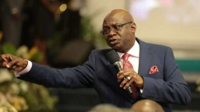 FG's freezing of #ENDSARS promoters' accounts a sign of regression- Pastor Tunde Bakare