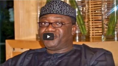 Resign if you have a governorship ambition― Fayemi to Commissioners