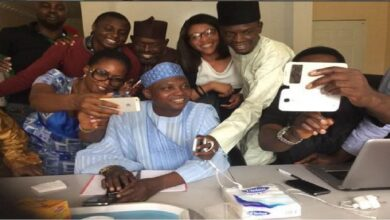 Presidency Meets BBC Team Over #ENDSARS Protest Report