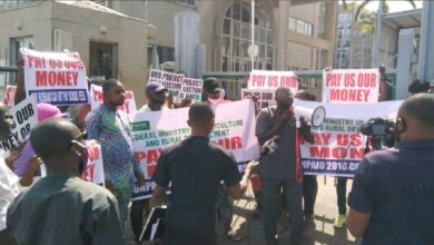 Unpaid contractors to shut down agriculture Ministry over N16 billion fraud