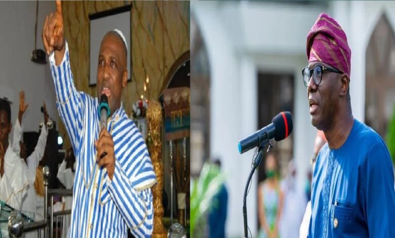 2023: What God told me about Gov Sanwo-Olu — Primate Ayodele