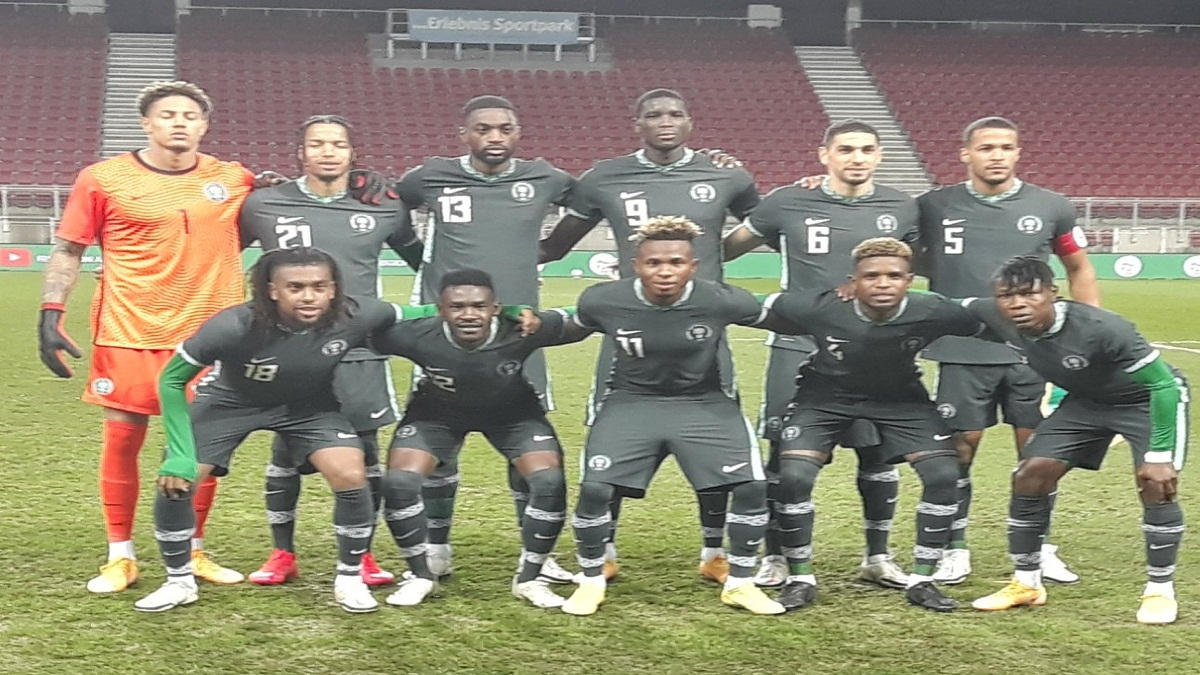 Super Eagles Protest: NFF Working To Avoid Super Eagles Strike
