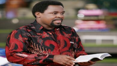 2021: What God showed me about COVIND-19 pandemic -Prophet T. B. Joshua