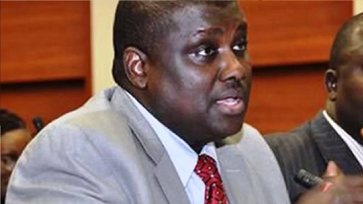 Ex-pension chairman, Maina arrested for money laundering in Niger Republic