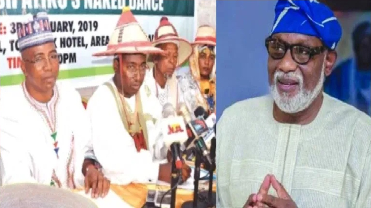 All Land In Nigeria Belongs To The Fulani, You Have No Right To Send Us Away, Miyetti Allah To Akeredolu