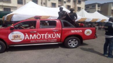Amotekun & Herdsmen Clash In Oyo, Seven People Killed, Many Injured