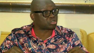 Insecurity: Minister of misinformation, Lai Mohammed, Buhari govt has failed – Fayose