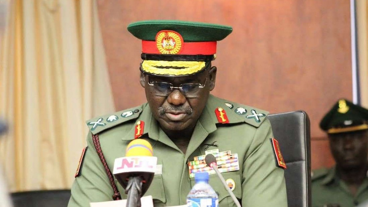 2021: Terrorists will be disgraced – Buratai assures Nigerians