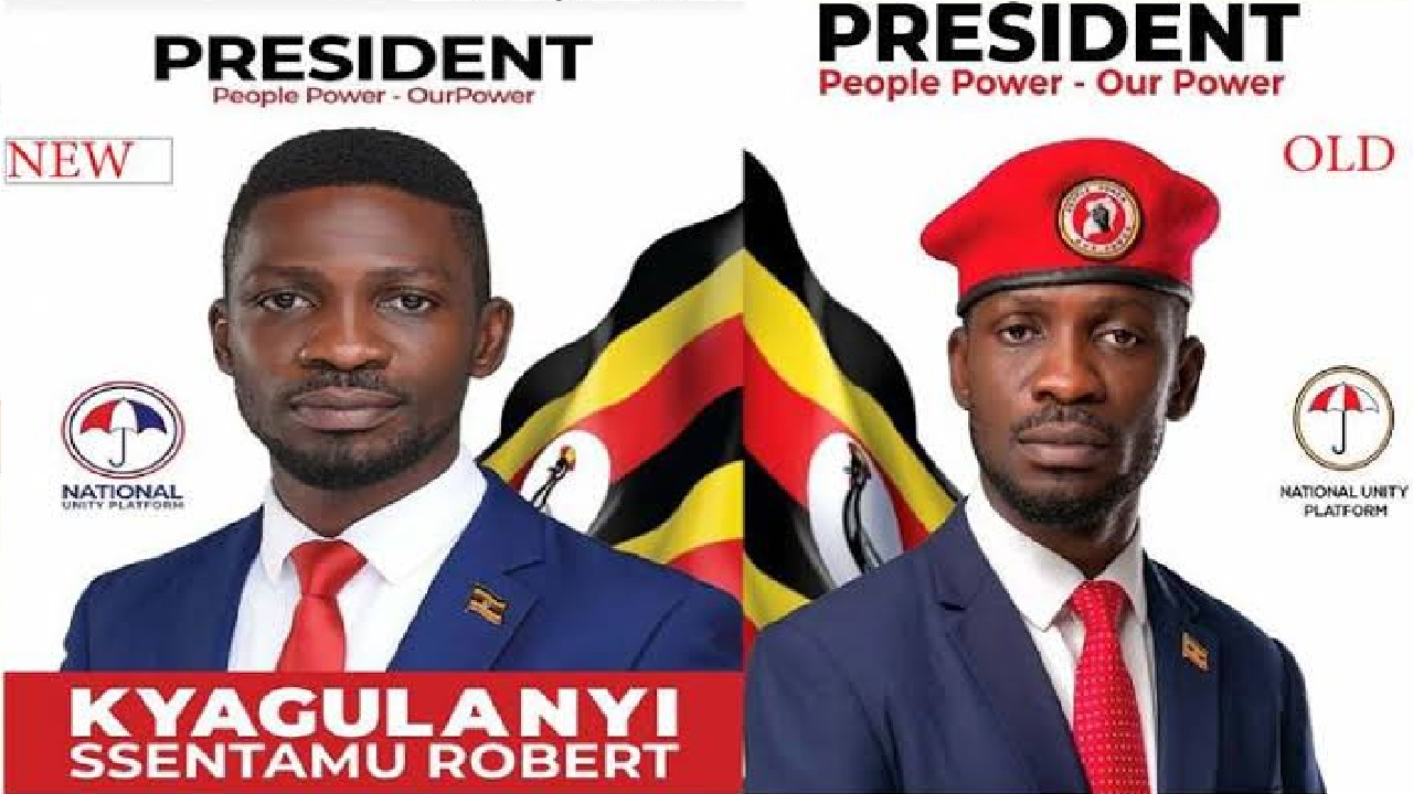 "Uganda Election: Bobi Wine Rejects Results, Declares Himself ""President-Elect"""