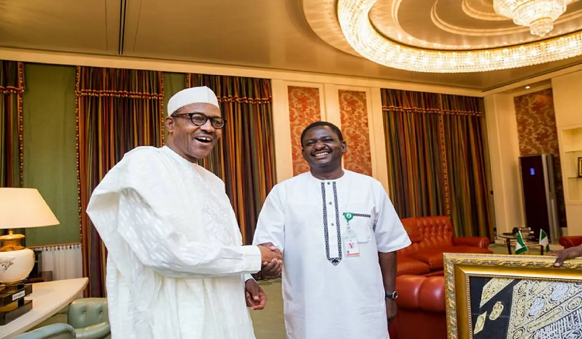 """2021: There's hunger, lack of jobs, insecurity, but 'be calming down' – Presidency tells """"shouters"""""""