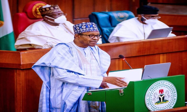 Nigeria 2021 budget: Full text of Buhari's speech