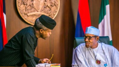 Buhari, Osinbajo and others to take COVID-19 vaccine live