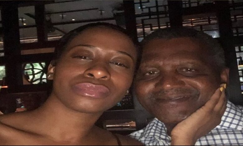 Dangote's 'behind', FCMB MD 'paternity snag' and Nigerians' lust for scandals
