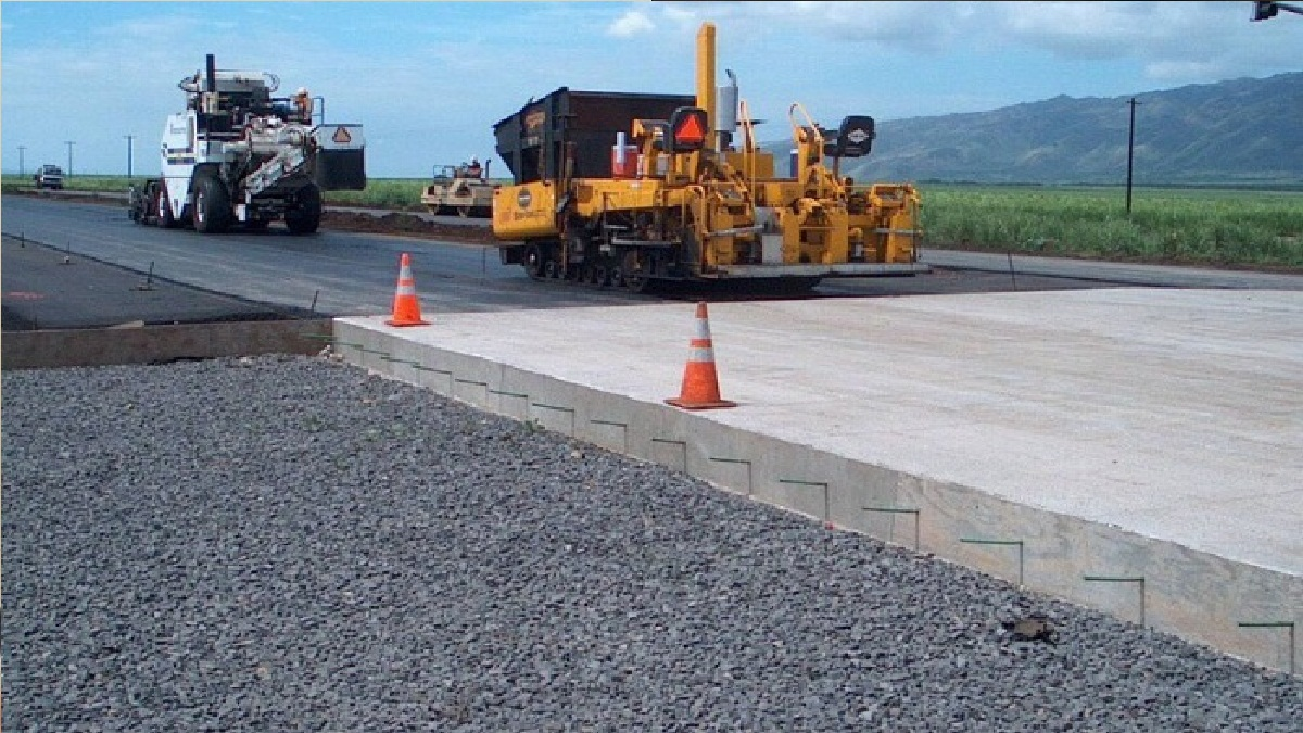 Dangote completes 'longest concrete road' in Nigeria