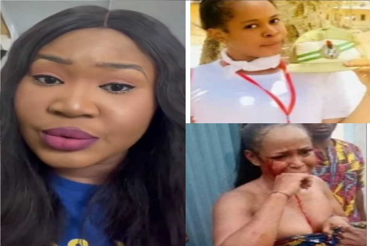 A man who was killed by a female corper has been exposed by another lady as a serial rapist(Video)