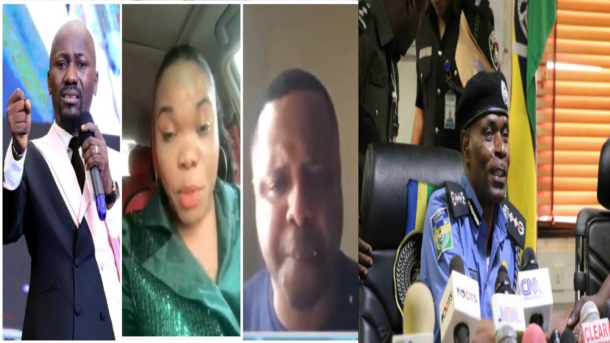Pastor Davids: Apostle Suleman Had S** With My Wife, IG calls for Investigation