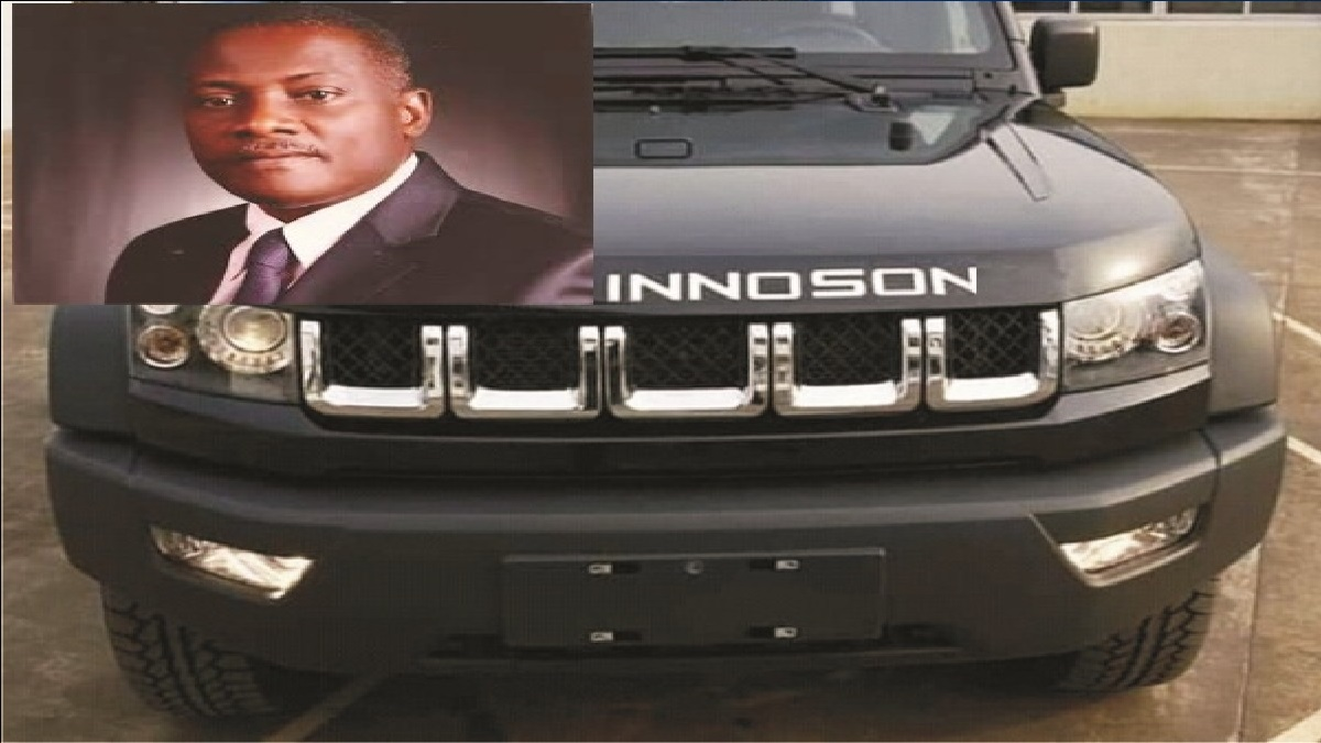 "REALITY: ""I Started Small, Bank Of Industry Raised Me"" - Innoson"
