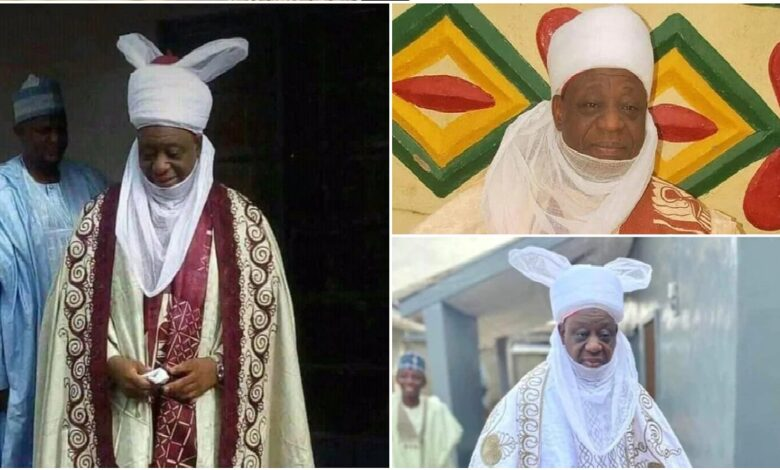 BREAKING: Sad day as powerful northern prince dies (photos)