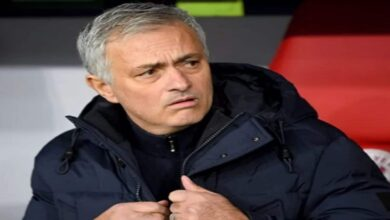 EPL: Mourinho despises Tottenham, Chelsea, names his favorite club