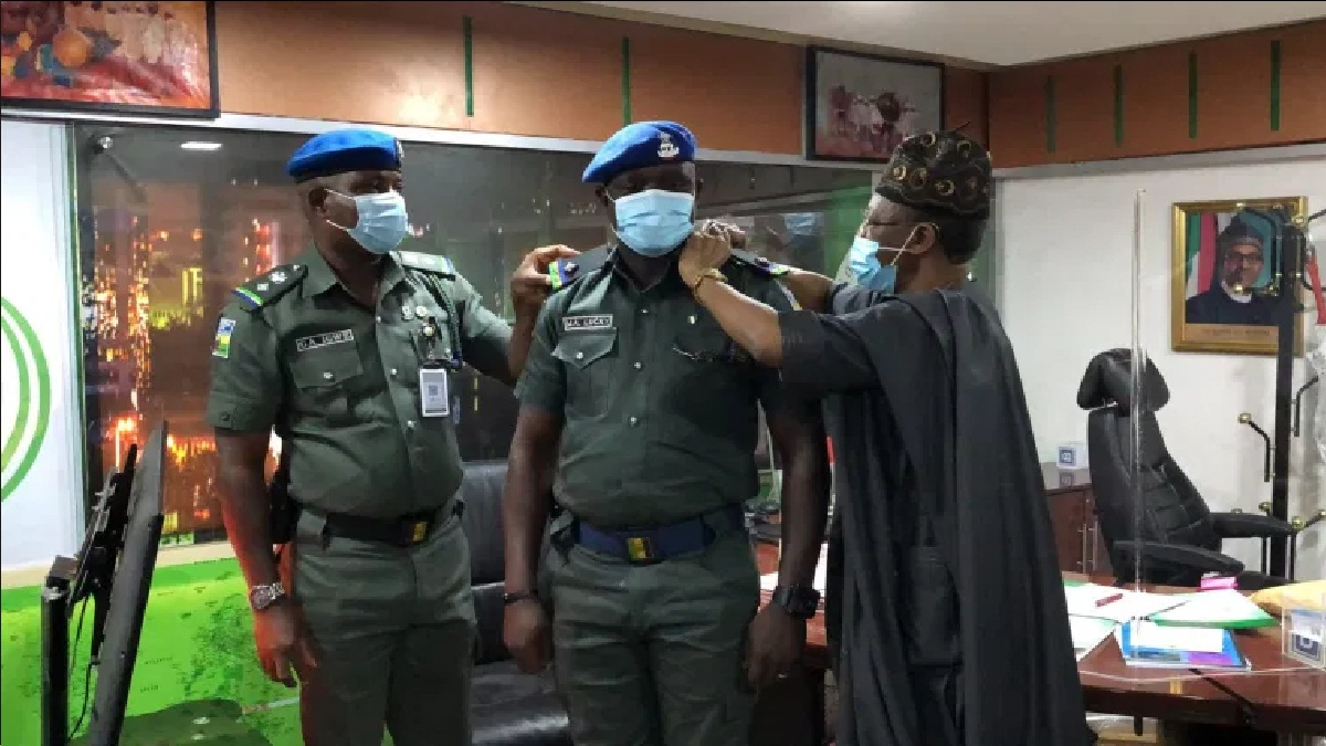 My Orderly Is My Informant-Lai Mohammed reveals