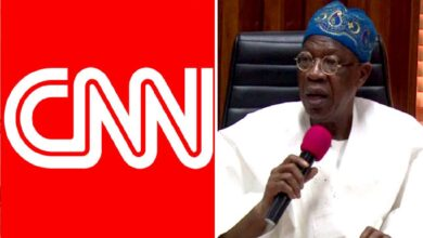 Lekki Killings: Our Case With CNN On #EndSARS Far From Over - Lai Mohammed
