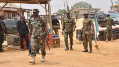 Soldiers & Bus Drivers Clash In Kwara Over N100, 5 People Were Killed