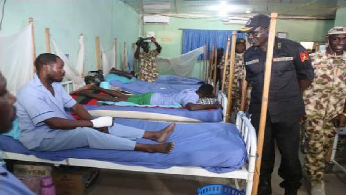 Wounded Soldiers Who Fought Boko Haram Condemn Neglect, Non-Payment Of Benefits