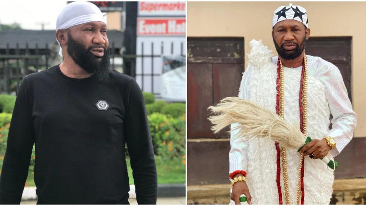 Nollywood actor and movie producer, Omogoriola Hassan, has been crowned as the Oba of Uba land, Imobi Kingdom, Ogun State.