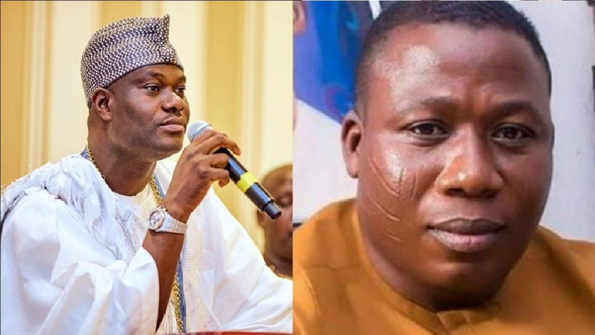 Beware Of Politicians, Watch Your Back – Ooni Of Ife Warns Sunday Igboho