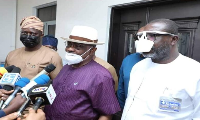 South-West: Wike moves to resolve crisis- PDP