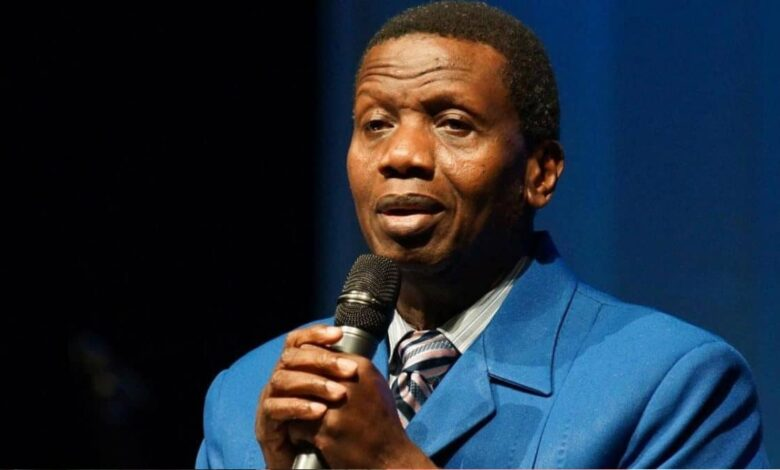 Pastor Adeboye Reveals Why He Canceled Crossover Service