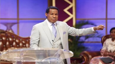 Here's what happens when you attack Pastors- Chris Oyakhilome warns
