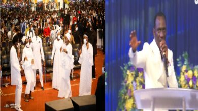 Dr. Paul Enenche, Senior Pastor of Dunamis International Gospel Centre,