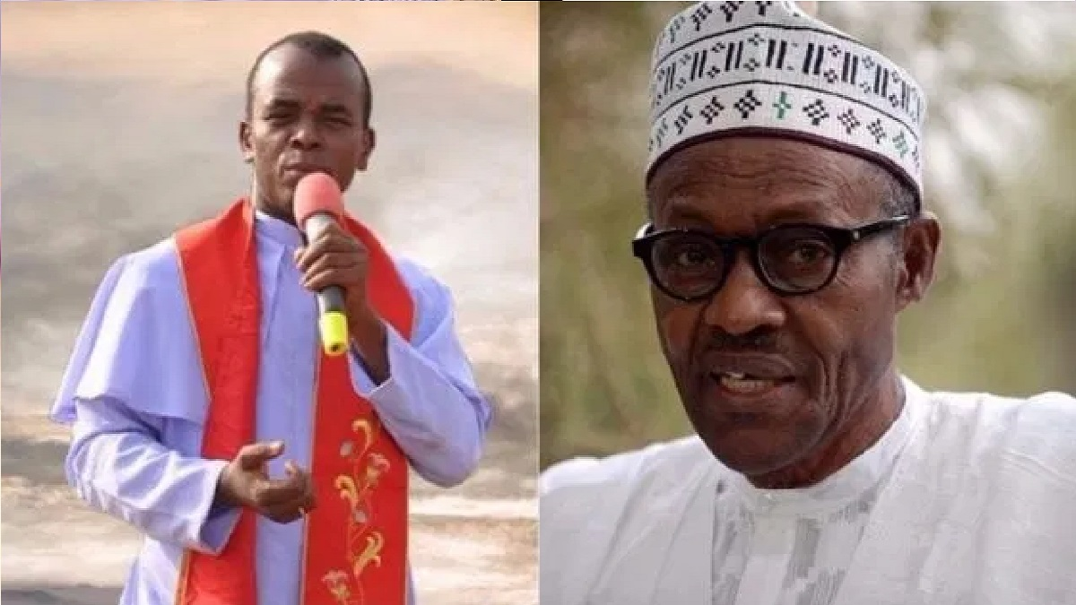 2021 prophecies: Mbaka reveals what will happen to Buhari's govt