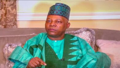 Service Chiefs: Buhari's choice will bring an end to Boko Haram madness, killings- Shettima