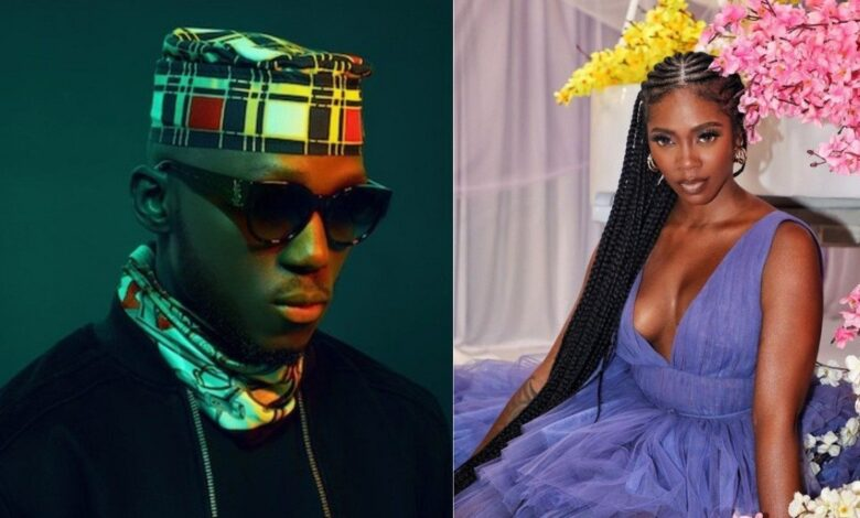 How Tiwa Savage collapsed during a video shoot-DJ Spinall