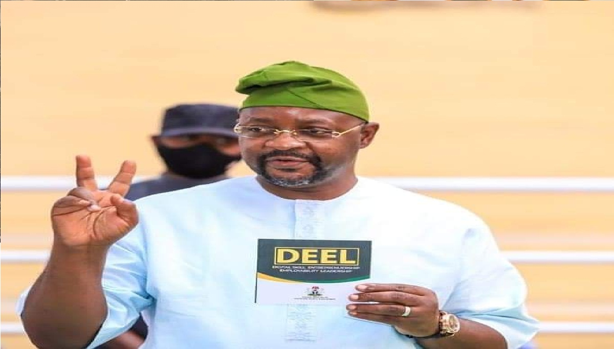 Makinde seek help, stop being paralyses by fear – Minister of Youth and Sport