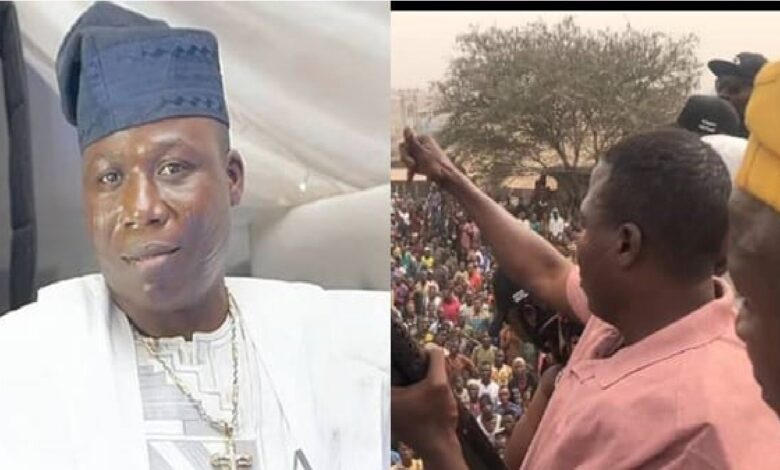 Who is Sunday Igboho? 6 facts about Yoruba activist threatening herders to leave Ibarapa (photo, video)