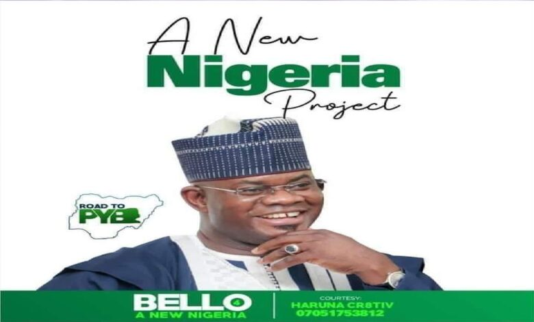'I'm In 2023 Presidential Race To Liberate Nigeria' - Yahaya Bello