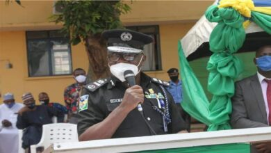Nigerian police, second AIG dead in 3 days