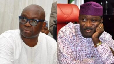 Comparing Fayose's govt to Fayemi's is like Comparing Satan to Jesus – APC