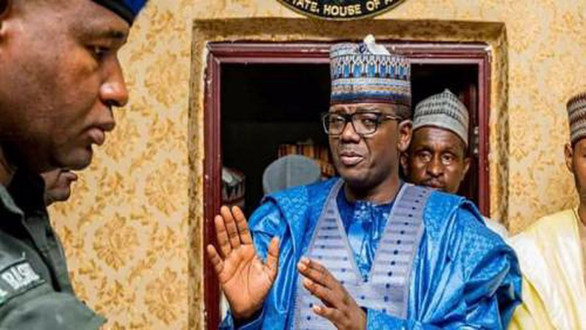 The Governor of Zamfara State, Bello Matawalle, on Monday, has identified the current location of the abducted students of Government Science Secondary School, Kagara in Niger State.