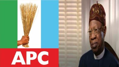 Submit To Your Governor, This Is Not Business- APC Tells Lai Mohammed