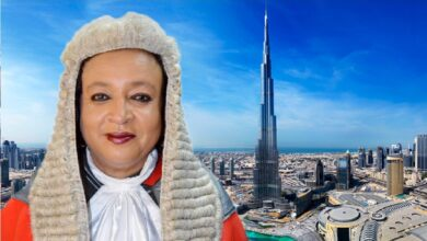 Nigerian Judge Acquires Property Inside Dubai's Burj Khalifa