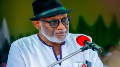 Akeredolu Vows To bring Obaseki back to APC