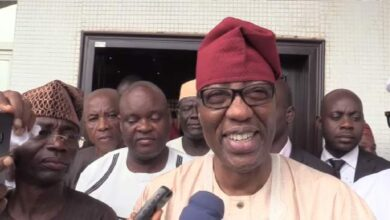 Otunba Gbenga Daniel Defects to APC