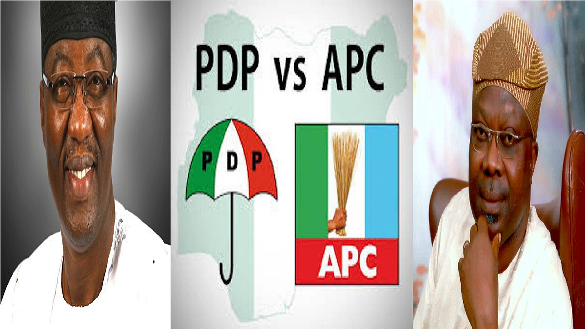 PDP mock APC on Gbenga Daniel, Omisore's defection