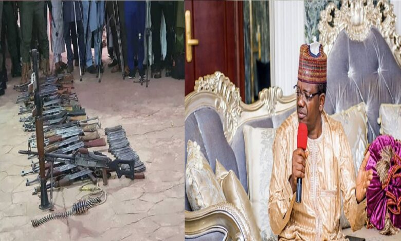 Notorious Bandits Commander, Daudawa, Others Repent, Pledge With Quran
