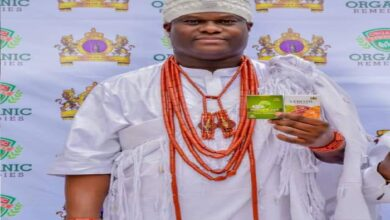 Ooni of Ife launchs Traditional herbs as solution to COVID-19
